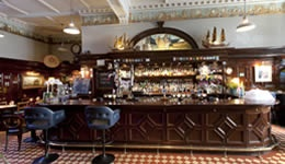 Nobles, not only do they have a fair selection of whiskies at a good price, but is just a wicked wee place!