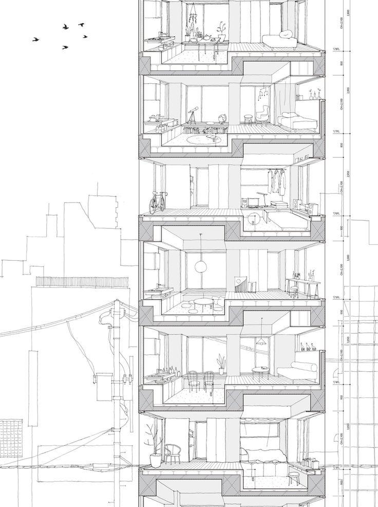 Hiroyuki Ito . Tatsumi Apartment House . Tokyo (21)