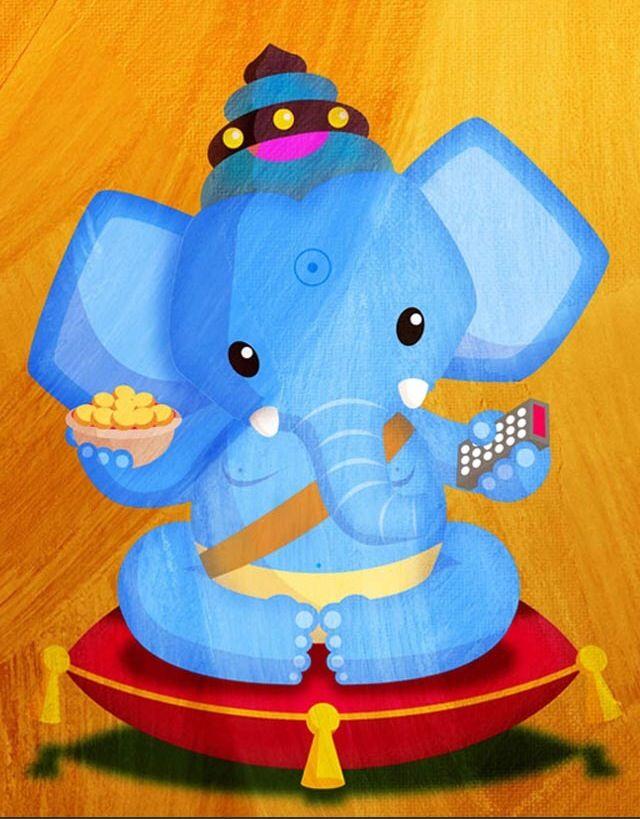 The real Buddha elephant