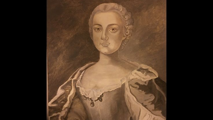 Classical painting technique / Dead Layer / Painting a Princess