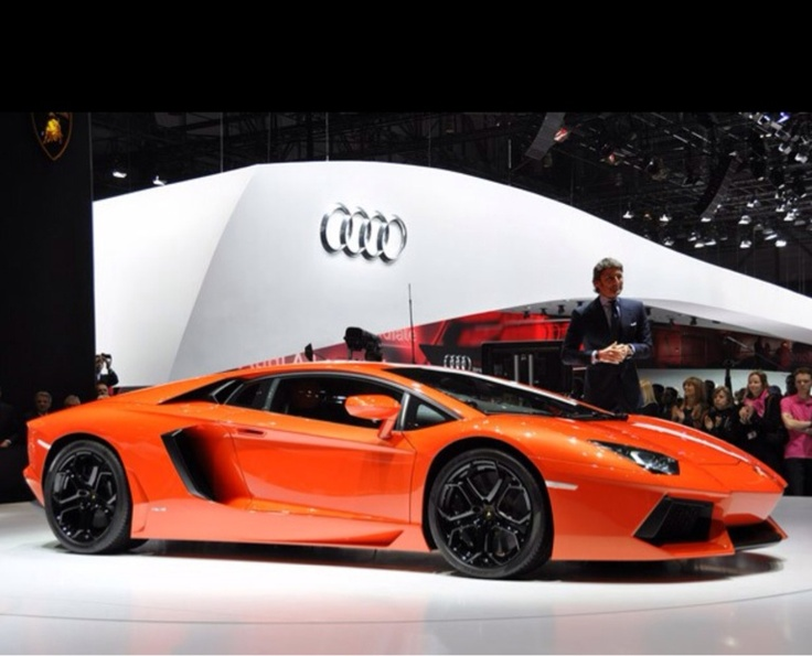 Lambo... I want one of these!