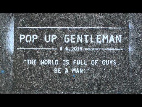 238. Pop Up Gentleman Radlická - kulturní sportovna, Prague 6.6.2015, 0-...