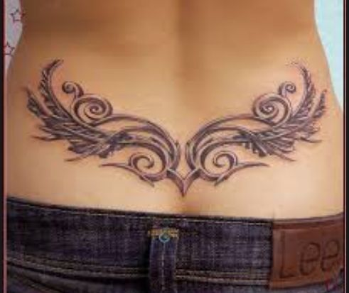 Sexy Lower Stomach Tattoos For Women - Hot Girls Wallpaper