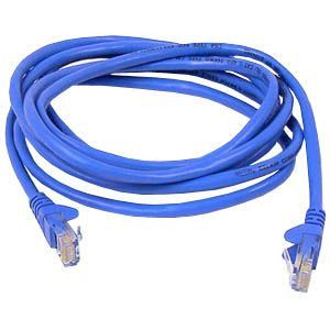 Belkin 2M Blue Cat6 Snagless Patch Cable