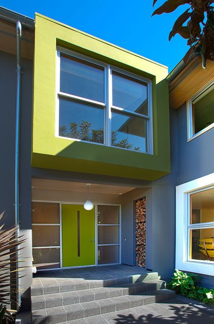 contemporary exterior by Dotter & Solfjeld Architecture + Design