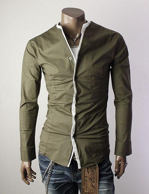 http://spektrodesign.com/ropa-hombre/camisas/camisa-caqui-franja-blanca.html