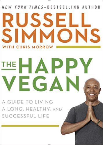 Book Review & Giveaway: The Happy Vegan by Russell Simmons
