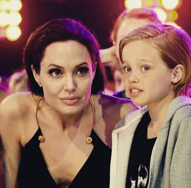 Angelina Jolie and Brad Pitt's daughter, Shiloh might have some gender issues.   http://www.movienewsguide.com/angelina-jolie-brad-pitts-daughter-shiloh-gender-issue/95815
