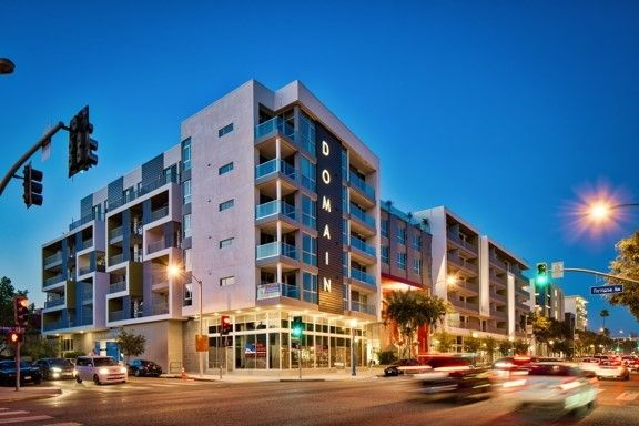 Developer Trammell Crow Residential Tcr Announced The Grand Opening Of Domain West Hollywood A S Apartments For Rent West Hollywood Apartment Apartment View