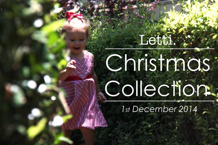 Hi Letti Lovers!   Letti will be Releasing 6 NEW Products that are Perfect for our Australian Christmas Season.   For the Boys this Season is all about Suave Button Ups, Colourful Patterns & Little Bro Ties.  For the Girls it is all about Classy Candy Canes & a Touch Glittering Gold.  Letti. xx
