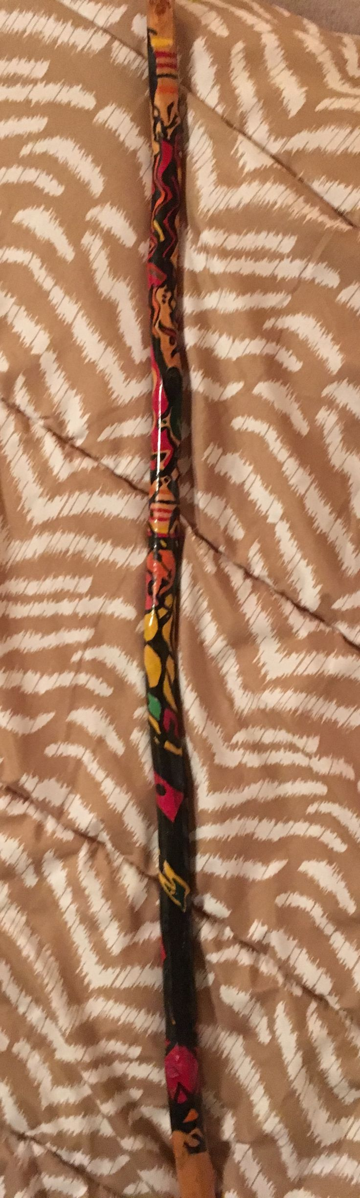 Walking stick I painted