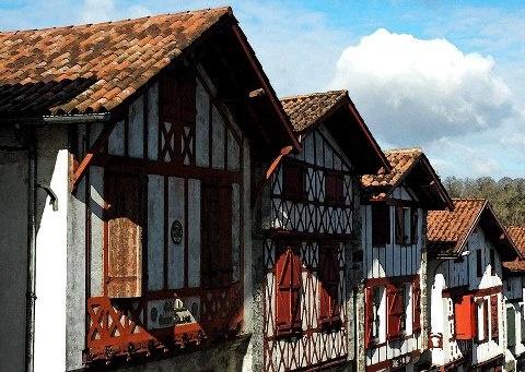 BASTIDA NAFARROA BEHEREA EUSKAL HERRIA / Pays Basque