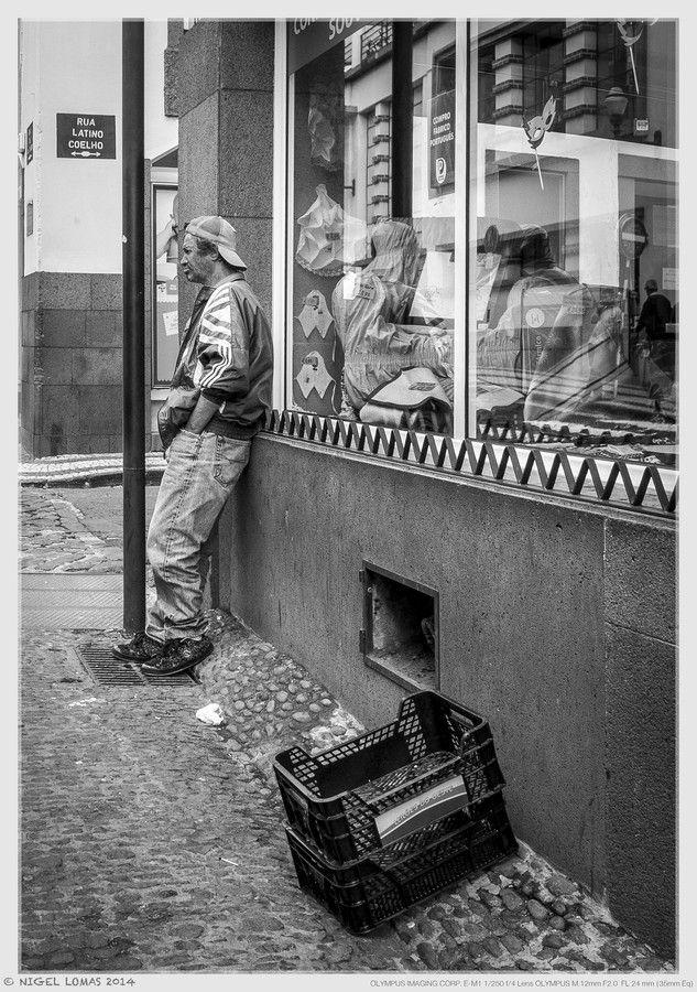 Loitering in Madira by Nigel Lomas on 500px