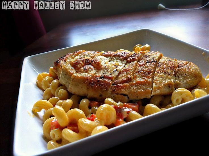 Hard Rock Cafe Twisted Pasta Chicken Recipe