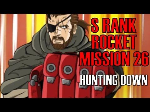 Metal Gear Solid 5 The Phantom Pain Mission 26 S Rank Perfect Rocket Pun...
