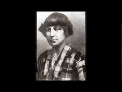 055. Марина Цветаева. Жизнь и творчество. - YouTube