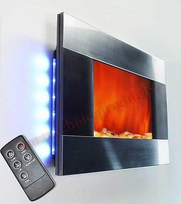 57 best Home - Wall Fireplace images on Pinterest | Electric ...