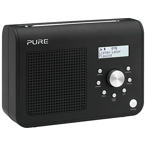 Buy Pure One Classic II DAB Digital Radio Online at johnlewis.com