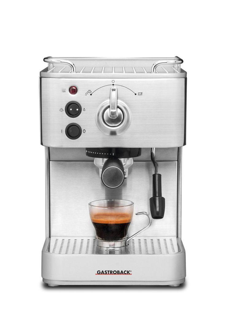 Gastroback Eszpresszó kávéfőző #robotgepek, #gastroback, #eszpresszó, #kávéfőző, #espresso
