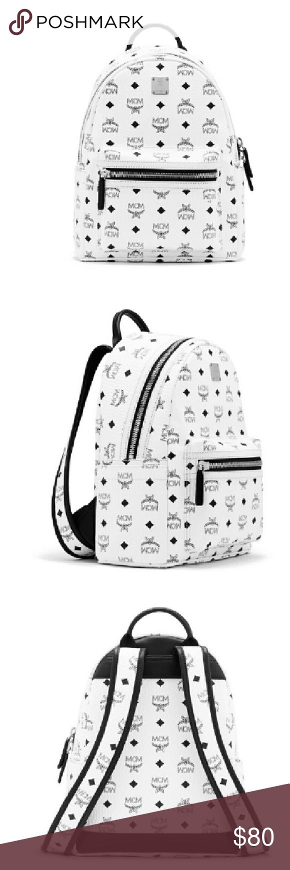 MCM Bag  $80 Mint condition MCM Bag authentic MCM  Bags Backpacks