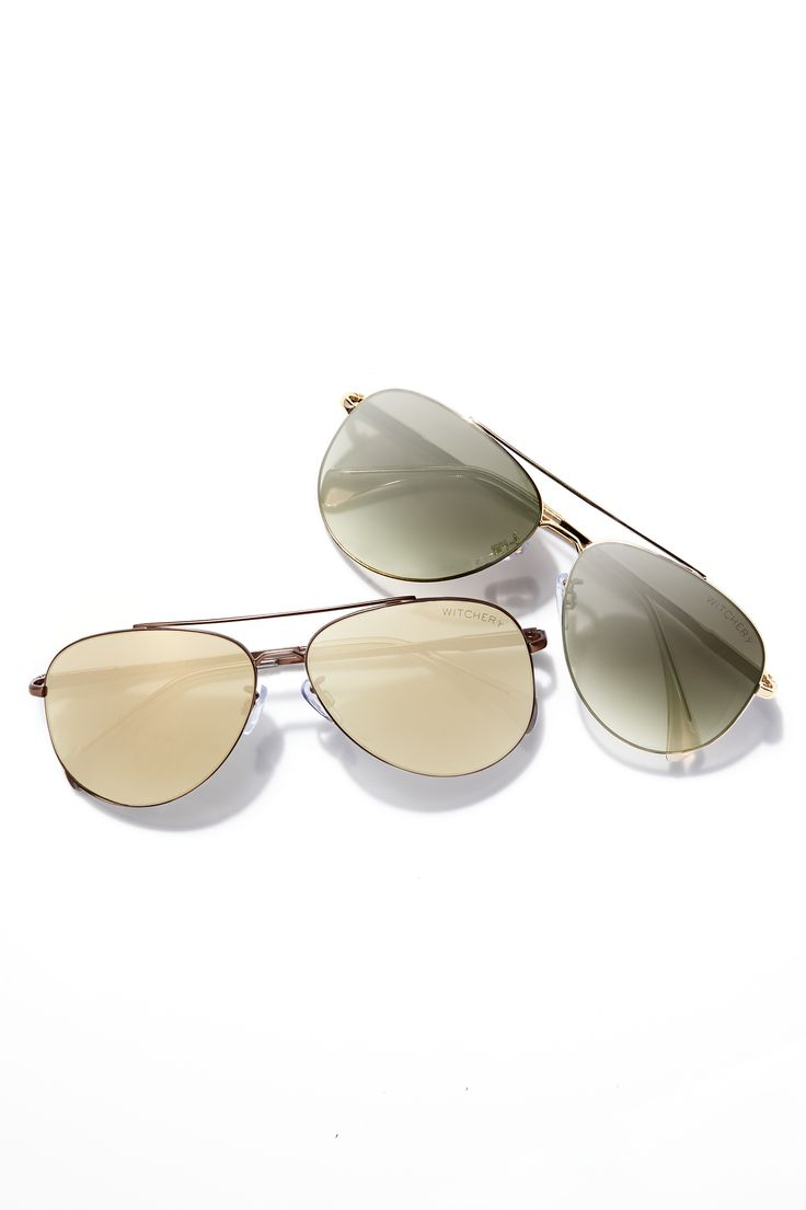 All about the summer aviator