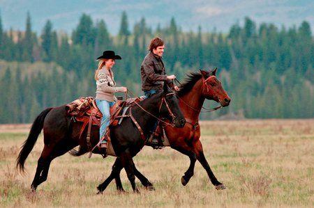 Heartland Ranch, Hudson, Alberta, Canada