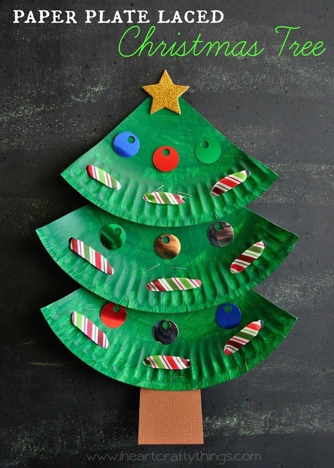 home made christmas card for papa