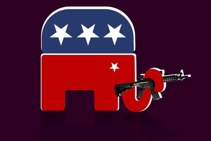 Why Are Conservatives So Obsessed With Gun Rights Anyway?- Belief in gun rights hasn't always been a conservative ideology. Psychology helps explain how it took off.