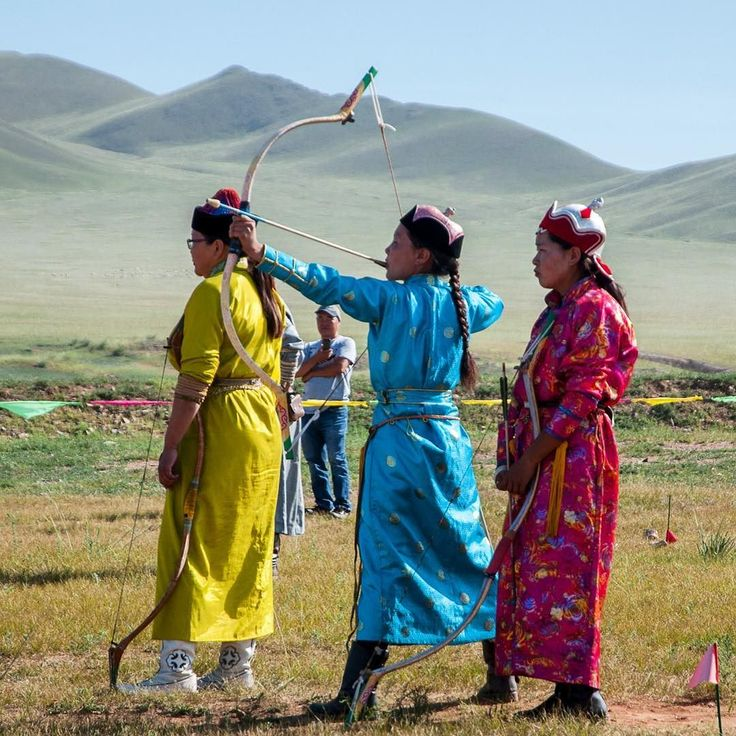 Get ready: the best time for visiting #Mongolia is from June to August. Thats when the weather is mostly pleasant and warm