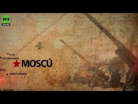 La historia en 3D: La batalla de Moscú