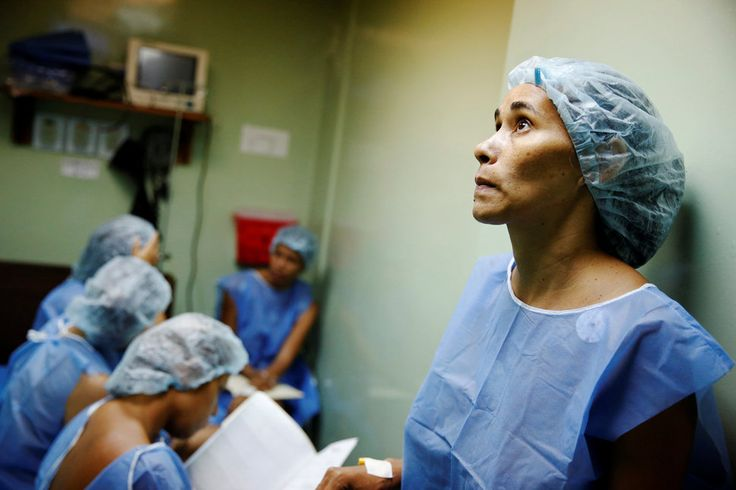 Venezuelan Women Reluctantly Opt For Sterilization Amid Economic Crisis