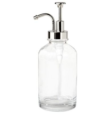 Soap dispenser from Target - a product I love - http://www.lifeaswegoit.com