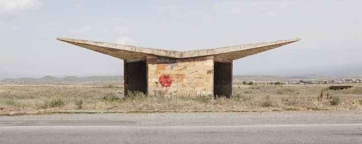 Soviet Bus Stops - 3