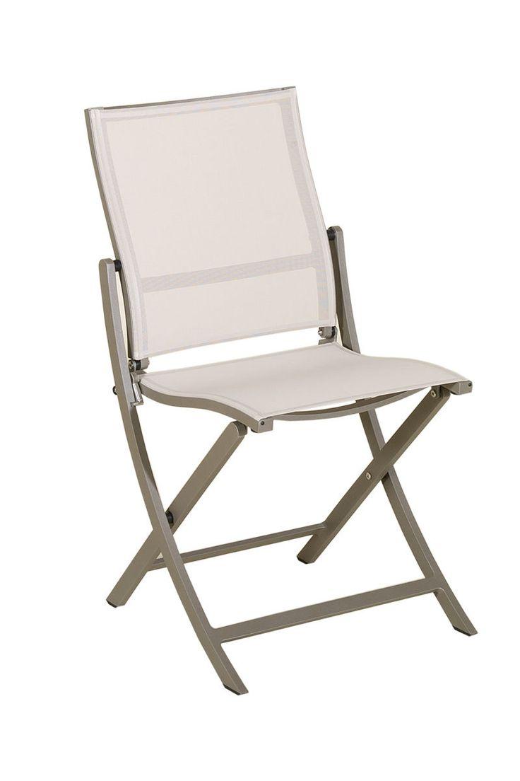 M s de 25 ideas incre bles sobre sillas plegables de metal - Sillas de jardin plegables ...