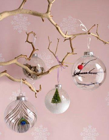 8 idées pour créer et personnaliser des boules de Noël
