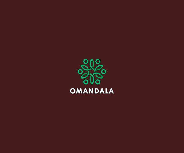 Amazing Mandala Logo