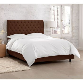 Cal King Upholstered Bed Costco