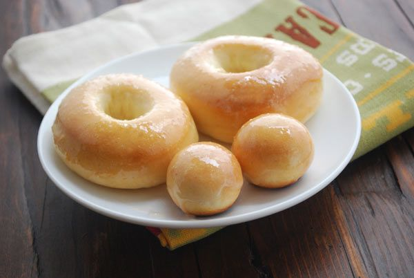 Baked Donuts Recipe | Healthy Recipes Blog (plus glaze recipe)
