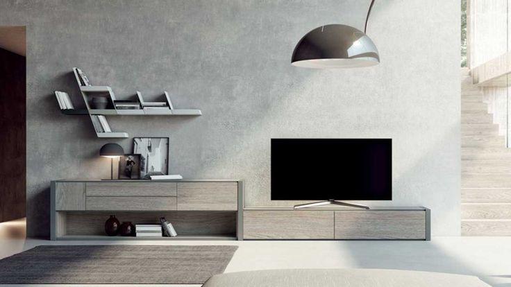 Salón Moderno - Muebles y Decoración La Alcoba