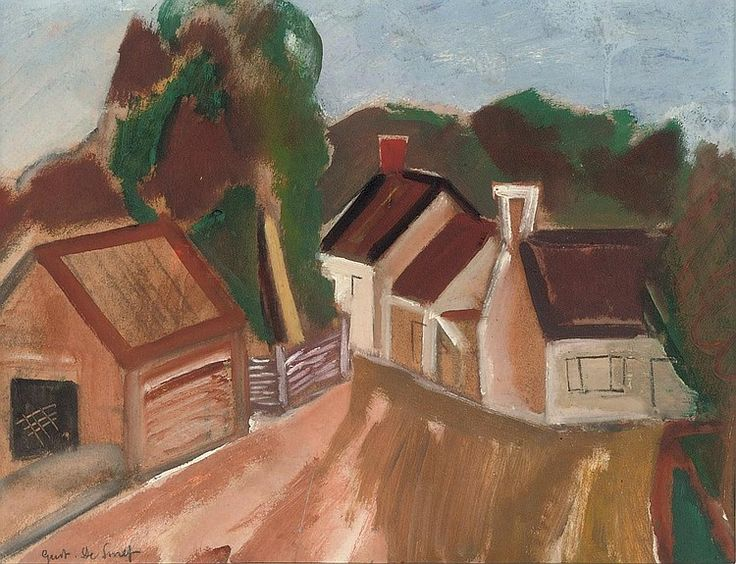 Gustave De Smet (1877-1943) - by Christie's