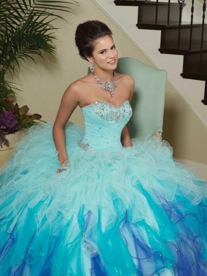 peacock dresses for quinceanera | princesses Dresses 2013 - Engagement Dresses for brides 2013