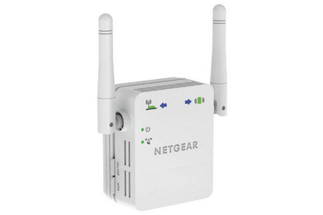 netgear wn3000 wifi förstärkare