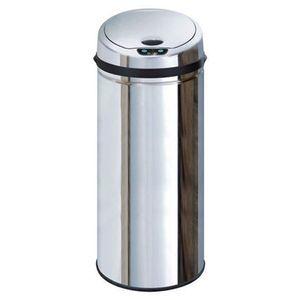 kitchen move - bat-50lb - poubelle automatique 50l inox