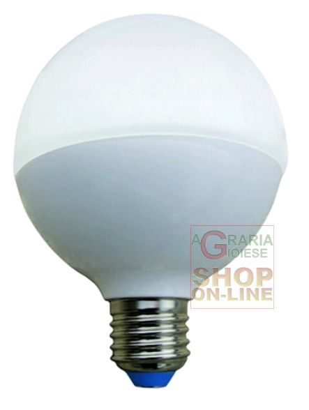 Lampapa Globo a led E27 luce fredda lumen 1950 watt. 21,0 http://www.decariashop.it/lampadine-a-led/21534-lampapa-globo-a-led-e27-luce-fredda-lumen-1950-watt-210-8031453013790.html