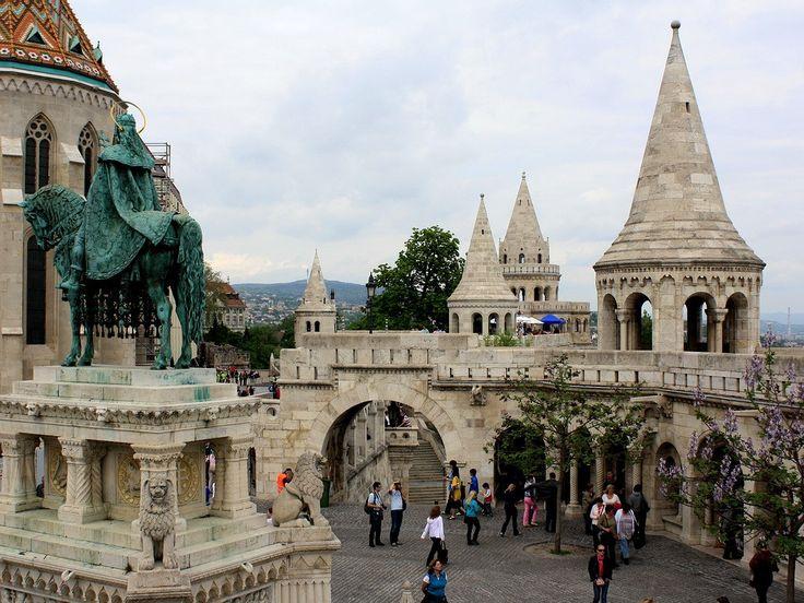 Σου είπε κανείς ότι η Βουδαπέστη είναι τόσο όμορφη;