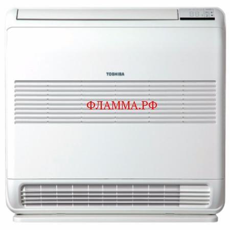 Напольный кондиционер Toshiba RAS-B10UFV-E/RAS-10N3AVR-E TOSHIBA (Япония) на печном складе ФЛАММА  по цене 95000.00 RUB      Напольный кондиционер              Toshiba RAS-B10UFV-E/RAS-10N3AVR-E                          Габариты внутреннего блока - 600х700х220 мм  Мощность охлаждения - 2,5 кВт  Мощность обогрева - 3,2 кВт  Потребляемая мощность (max.) - кВт  Габариты внешнего блока - 550x780x290 мм  Управление мощностью - не инверторное  Пульт Д/У - Есть  Рабочие температуры…