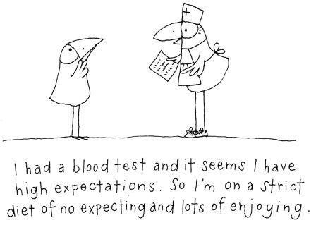 cute affirmation by Australian illustrator Kate Knapp.