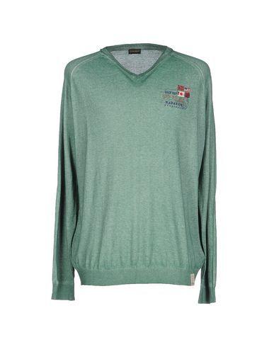 Prezzi e Sconti: #Napapijri pullover uomo Verde  ad Euro 84.00 in #Napapijri #Uomo maglieria pullover