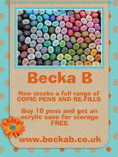 Hand Crafted Luxury Cards for all occasions: Becka B