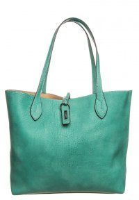 Gabor - TINA - Tote bag - mint